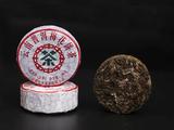 中茶梅花饼:香高味浓,不失风骨