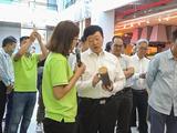 中茶普洱产品全程赞助昆明两科创中心成立仪式,大红印等产品亮相科技成果转化展