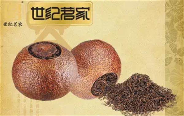 如何冲泡煮饮一杯心仪的陈皮普洱茶