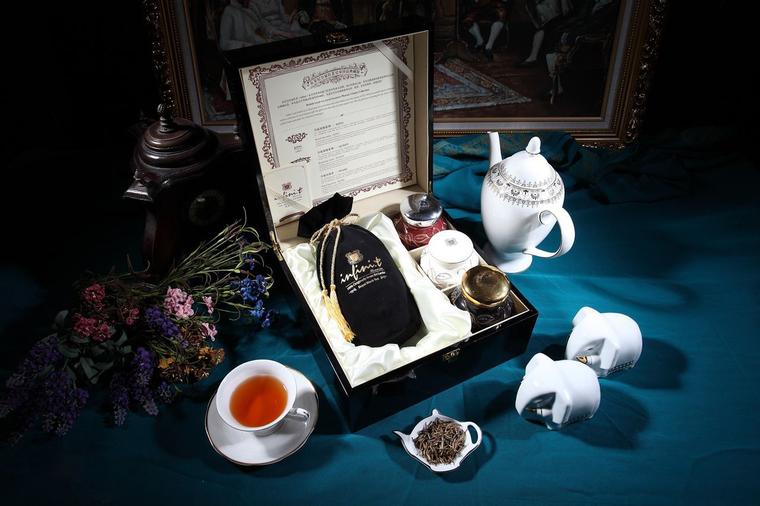 英菲尼红茶产品等级及特色
