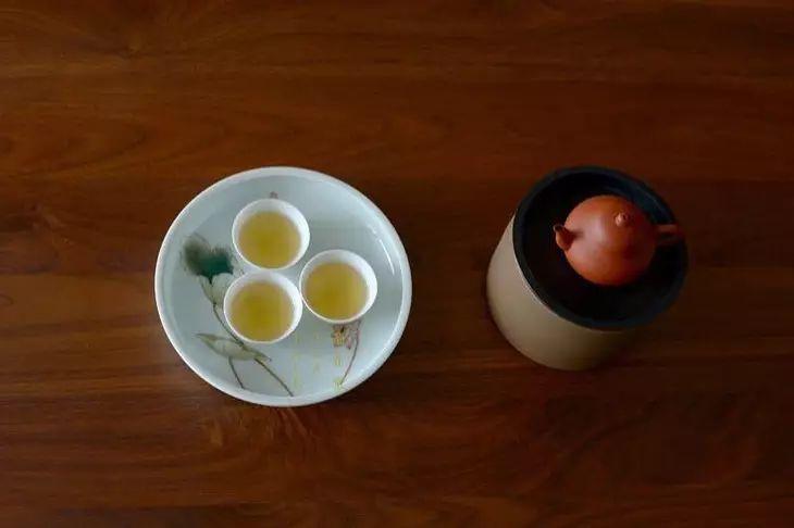 习茶,从容淡远养成