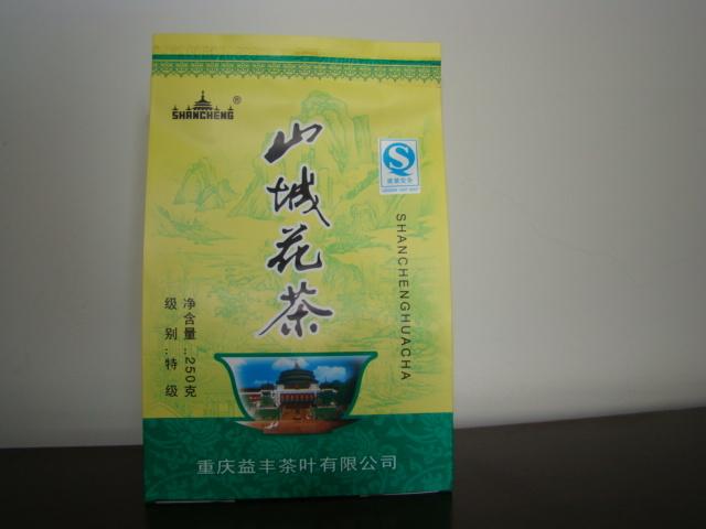 重庆益丰茶叶花茶系列之普洱花茶