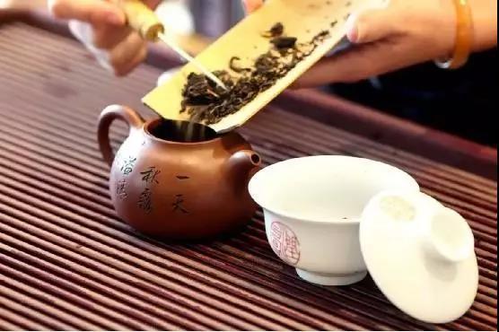 秋季饮茶,是改善体质的好时机