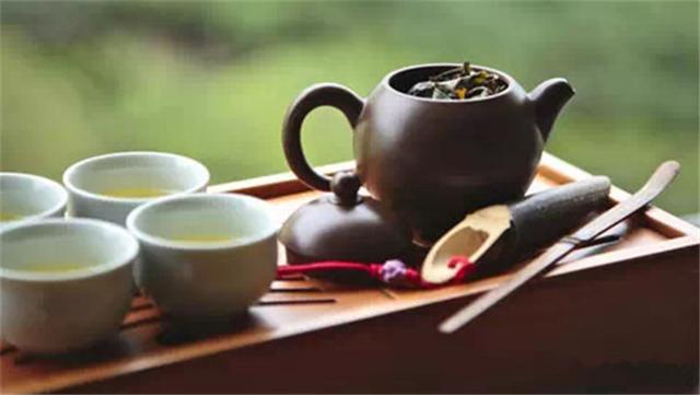 饮一杯茶,让心灵停靠