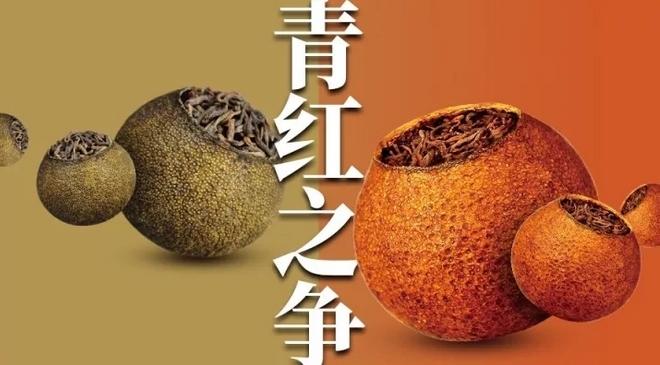青红之争,各有所爱,青柑红柑,哪一款才是你的最爱?
