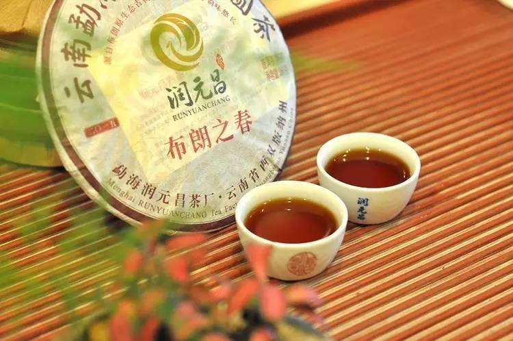 为什么润元昌熟茶这么受消费者欢迎?