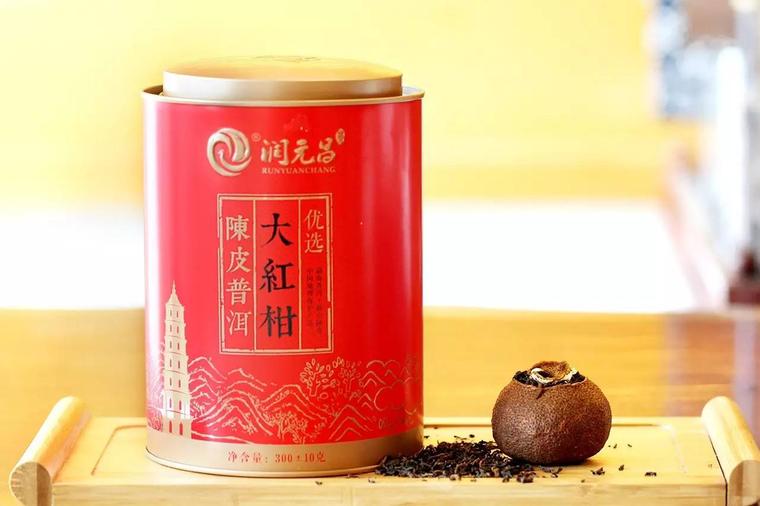 2016年产品大盘点:正宗地道柑普茶&红茶