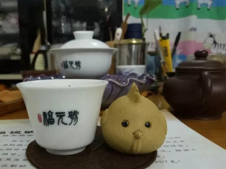 从福元号【吉祥】生茶看普洱茶的拼配之道