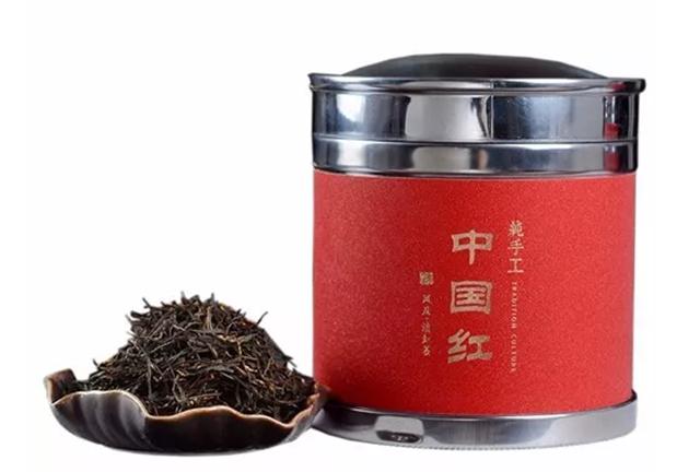 """茗纳百川""""中国红"""",寄与爱茶人"""