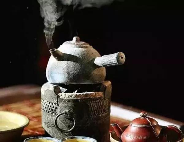冬日茶会,贺开熟茶煮起来!