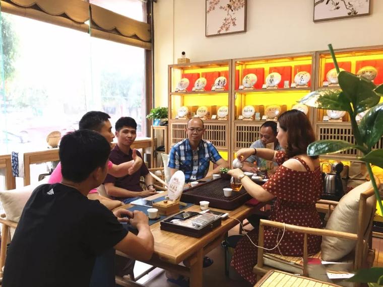 2018年的首款古树春茶【易武金品】,来南沙一起细品一杯好茶