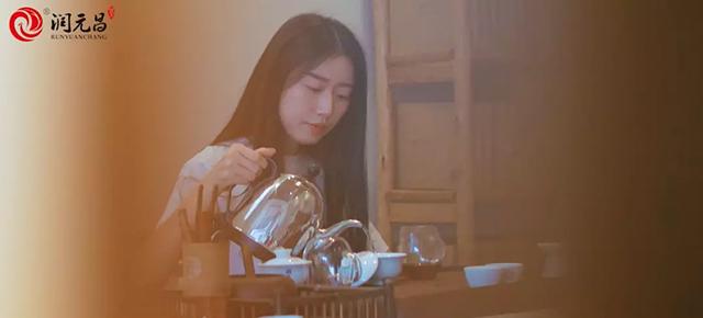 视频|润元昌柑普茶:品滋味甜润净爽,观汤色赏心悦目