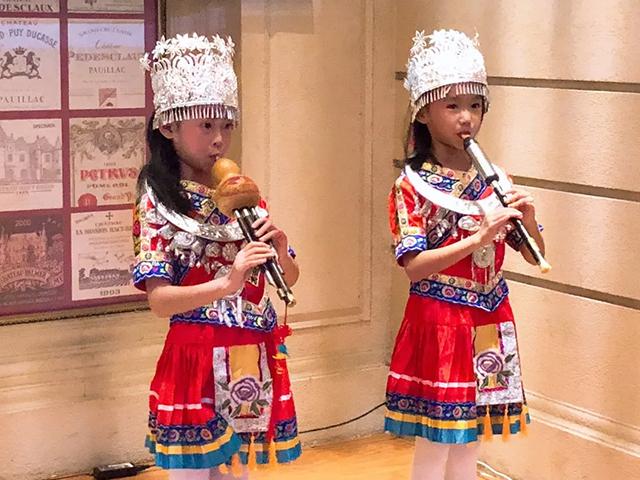 葫芦丝合奏曲《茶山姑娘》