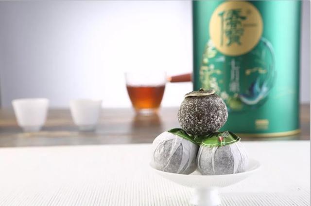 教你品饮四大实用技能,让你快速判断小青柑品质的好坏