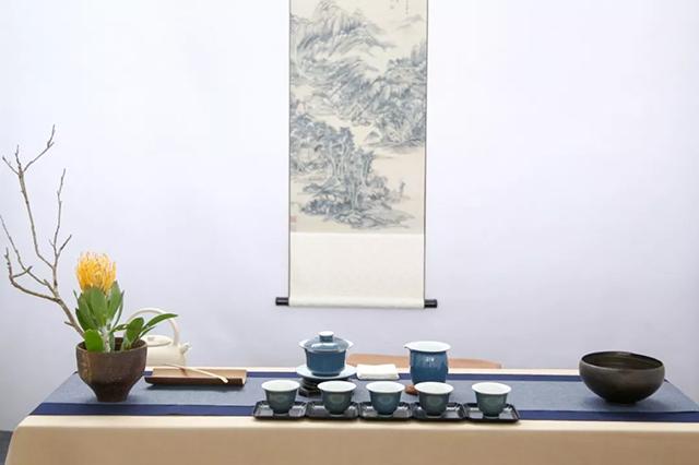 一席一世界,一茶一乾坤|大益茶道师大赛茶席设计作品集锦图片