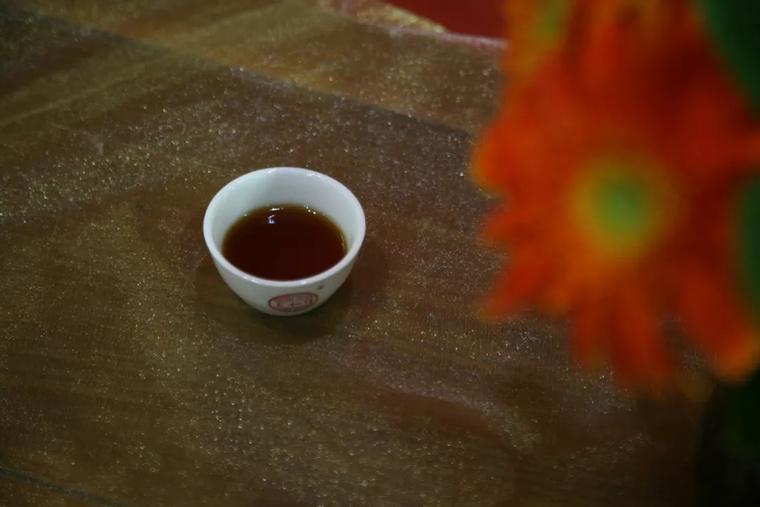 宝和祥蓝山熟茶滋味堪比顶级咖啡的享受