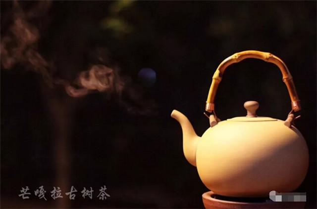 冬季,适合煮茶