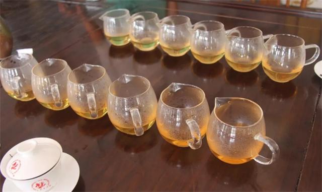 【勐海厂品鉴会】以古为鉴,以香为伴,以茶怡情