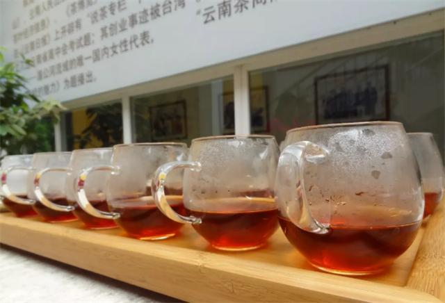 【凤庆厂品鉴会】感受时间给予普洱熟茶的馈赠