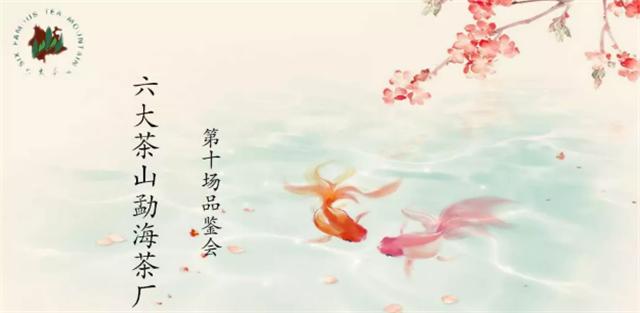"""【勐海厂品鉴会】当""""数字""""邂逅普洱茶"""