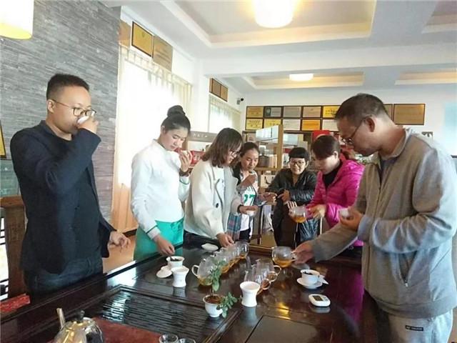 【勐海厂品鉴会】普洱茶是富有情感的,更是有价值的珍品