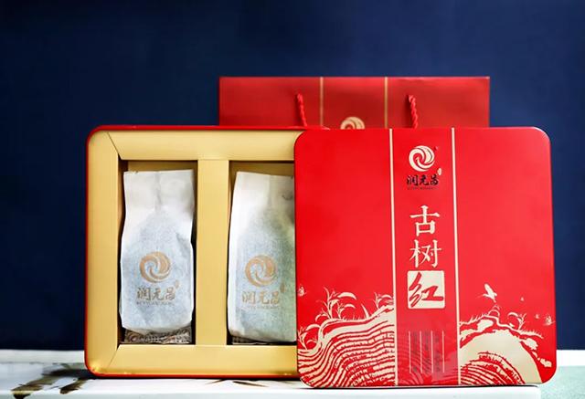 901云南古树红:高海拔古树孕育的柔雅韵致