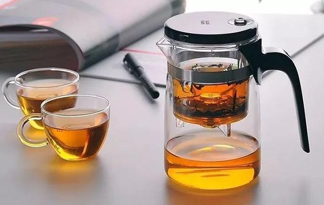 茶叶冲泡快速入门指南,你珍藏了吗?