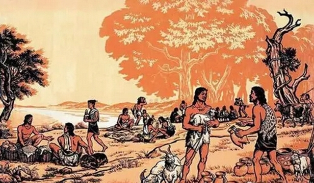 比如古罗马的西西里岛,北非等地的大农庄,盛行奴隶制的庄园经济