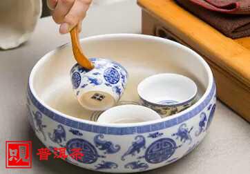 泡茶步骤温图片