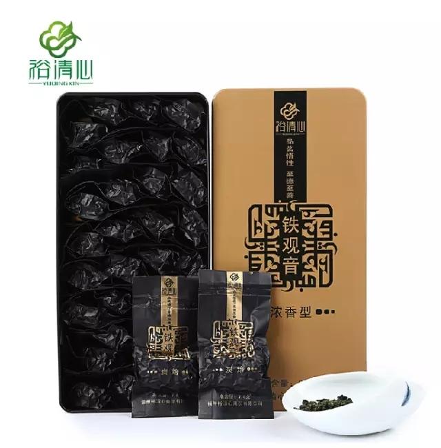 裕清心茶业2015年铁观音(春)产品目录