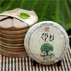 2012年福元昌 元系列布朗 生茶 357克