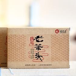润元昌2016春茶发酵的熟茶盘点