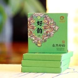 润元昌2015年自然好韵熟茶方砖