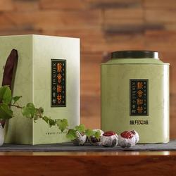 岁月知味易武产区主打产品生茶熟茶对比审评