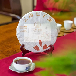 双陈莲饼,重新定义品质普洱的纯正本味