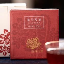 山青花燃·赤丹芳华丨超乎期望的「宫廷」