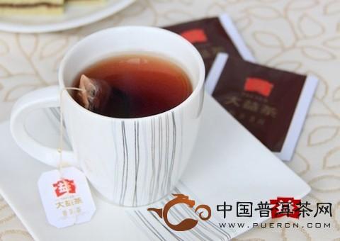 大益袋泡茶