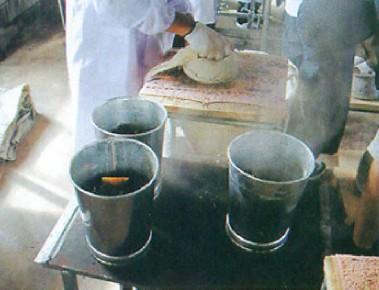 图解普洱茶制作流程