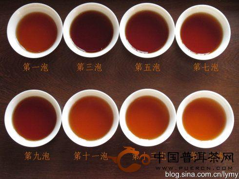 七子大蓝印茶汤