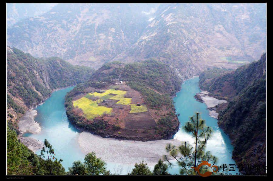 茶马古道怒江大峡谷