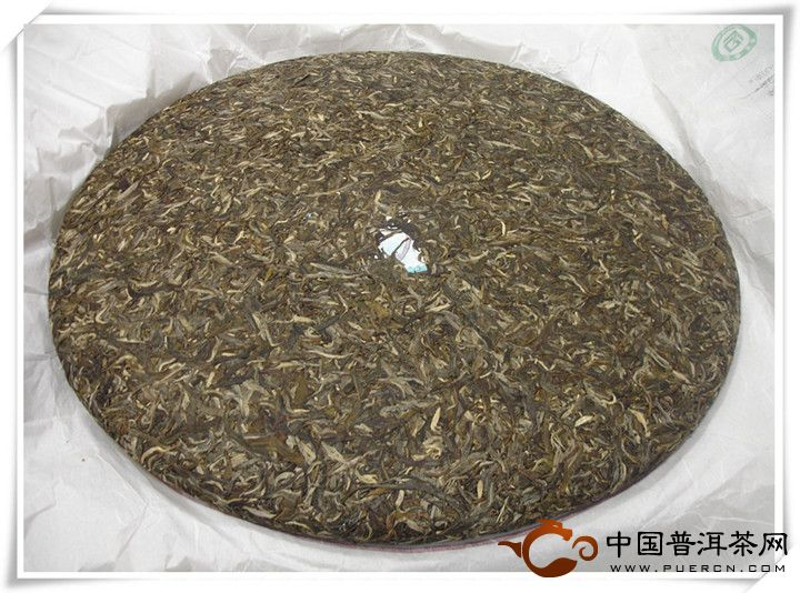 大龙饼普洱茶