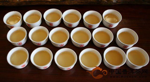 原野香八角亭普洱茶黎明茶厂