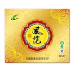风范茶老曼峨普洱茶2011年勐海班章茶厂1800克