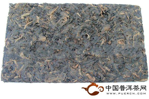 易武老树砖茶
