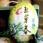茶玉芽春150g 2011年老曼峨普洱勐海班章茶厂