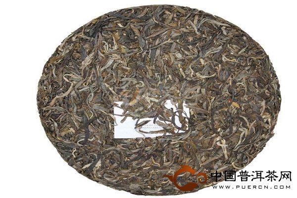 勐海班章茶厂2011年老曼峨普洱茶班帕沙茶山500g