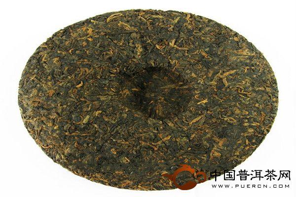 布朗山早春贡芽 勐海班章茶厂