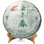 玉泉春 勐海班章茶厂2009年老曼峨普洱茶