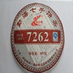 7262老曼峨普洱茶勐海班章茶厂2009年