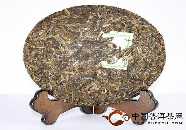 勐海精品生茶